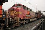 BNSF 697 on K138